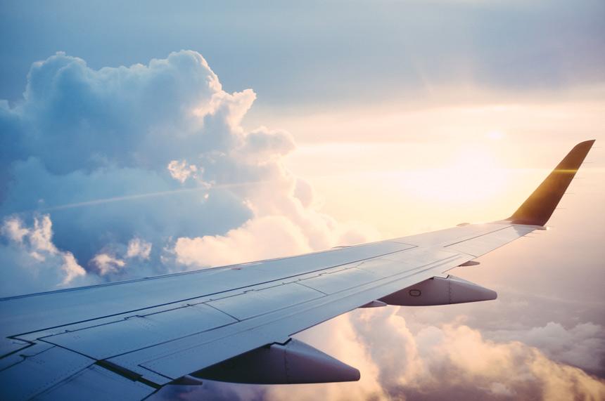 Flugreise mit PCR Test